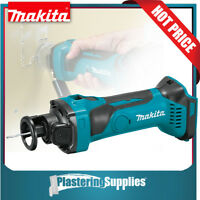 Makita Plasterboard Drywall Cutout Tool 18V LXT Li-Ion Cordless DCO180Z