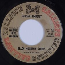 ADRIAN KIMBERLY (DON EVERLY):Black Mountain Stomp Brothers 45 Calliope HEAR
