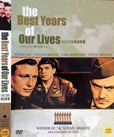 The Best Years of Our Lives (1946, William Wyler) DVD NEW