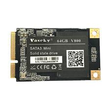 64 GB SSD 1,8-Zoll-Mini-mSATA-Halbleiterlaufwerk SATA III für Laptop-PC