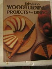 Sainsburys woodturning projects for dining
