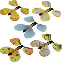 1 Pc Colorful  Flying Butterfly  Magic Props Toys for Kids Funny GamesToys