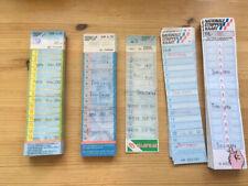 Dutch Strip Ticket / Strippenkaart