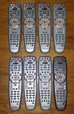 Lot of 8 USED COMCAST/XFINITY Motorola DVR 3-Device Universal Remote FREE SHIP!