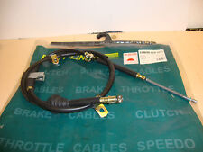 FIRST LINE FKB2033 BRAKE CABLE L/H To Fit  HYUNDAI PONY (X2) / S COUPE 1990~95
