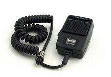 CB Radio Micrófono Energía Eco densei EC-2002 6 Pin Uniden presidente Alan Intek