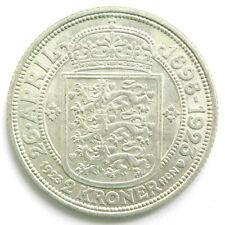2 Kroner 1923, Dänemark