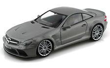 Mercedes-Benz SL65 AMG Black Series Gray Motormax 79161 1/18 Scale Diecast Car