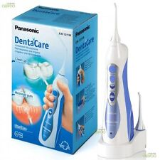 Panasonic Dentacare Dental ORALE CORDLESS WATERJET DENTI IDROPULSORE WATERPIK Floss