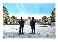 Nick Walker - The Morning After Le Louvre - 2019 - S/N