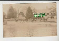 More details for tyler photo postcard ; lord portmans fox hounds at ashmore ( nr shaftesbury )