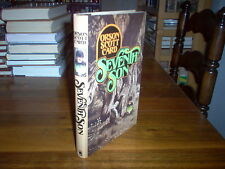 Seventh Son No. 1 by Orson Scott Card (signed)