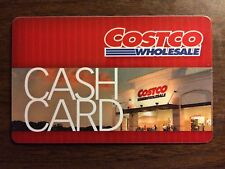 $200 Costco Cash Card Gift Card No Membership Required Cheap Gas Groceries Food