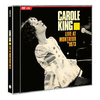 Carole King - Live at Montreux 1973 - New CD/DVD