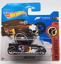 HotWheels Forza Motorsport Bone Shaker XBOX HW Nuovo di zecca carta breve NUOVO 2017
