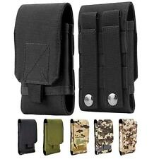 Tactical Military Army Molle Mobile Cell Phone Smartphone Arm Waist Pouch Bag