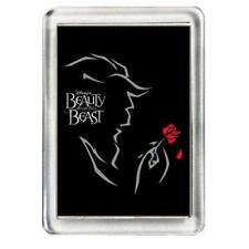 Beauty And The Beast. The Musical. Fridge Magnet.