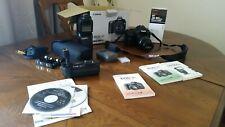 Canon EOS 5D 12.8MP Digital SLR-Negra. Excelente Estado.