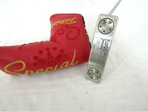 "Titleist Scotty Cameron 2020 Special Select Newport 2 34"" Putter RH +HC"