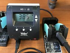 Weller WD1Digital Soldering Station With Hand Piece