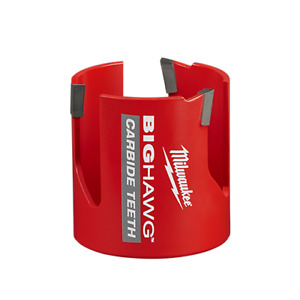 "Milwaukee 49-56-9220 2-9/16"" BIG HAWG™ with Carbide Teeth"