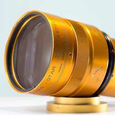 Isco Optic Ultra Star Cinemascope Attachment | Anamorphic Lens, 2x Stretch 2o