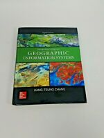 Introduction to Geographic Information Systems 8th Edition Hardcover Textbook