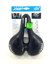 Selle SMP Martin Touring Gel Cycling Saddle Black Wide Split Bike Bicycle Seat