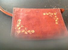 Vintage Hand Made Native America Clutch Bag
