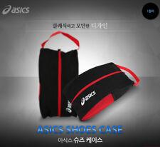 NEW Asics Basic Shoe Bag Golf Shoe Bag Sports shoe case Tote Bag Golf Travel