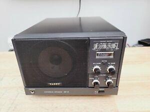 YAESU SP-5 External Speaker W Phone Patch FT 1000 1000D 990 C MY OTHER HAM RADIO
