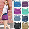 Women Canvas Handbag Shoulder Lady Purse Messenger Satchel Crossbody Tote Bag KJ