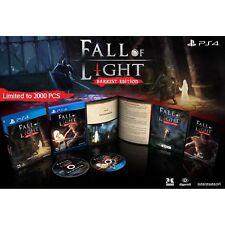 FALL OF LIGHT: DARKEST EDITION (PS4) Français English Español Deutsche Italiano