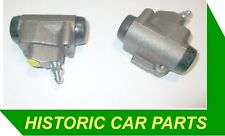 """PAIR (2) REAR BRAKE WHEEL CYLINDERS 3/4"""" Bore - Ford Consul 315 Classic 1961-63"""