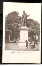 France - Nantes. Satue de Guepin .Vintage Postcard.