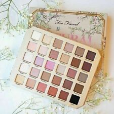 New Too Faced Natural Love Ultimate Neutral Eye Shadow Palette - Nib - Us Seller
