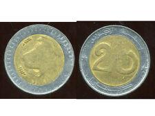 ALGERIE  ALGERIA 20 dinars 1996  ANM   ( bis )
