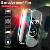 5 Pcs Explosion-proof Screen Protector For Xiaomi Mi Band 4 Bracelet Cover Film