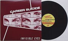 """Career Suicide-INVISIBLE Eyes 12"""" F * cked Up Government Warning Direct Control"""
