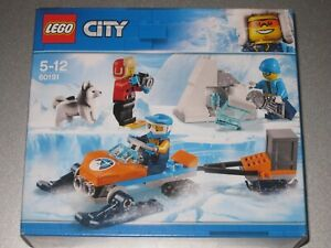 LEGO CITY SET 60191 ARCTIC EXPLORATION TEAM - BRAND NEW