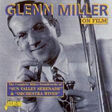 GLENN MILLER - SUN VALLEY SERENADE & ORCHESTRA  CD NEW!