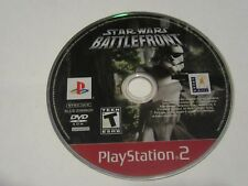 Star Wars: Battlefront (Sony PlayStation 2, 2004) - Disc Only