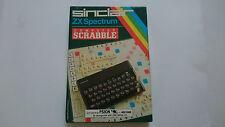 COMPUTER SCRABBLE COMPLETA SPECTRUM SINCLAIR 48K ZX UK