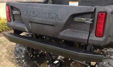 HONDA PIONEER 700 / 700-4 HEAVY DUTY REAR EXTREME STEEL BUMPER