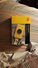 Kodak Mini SHOT Wireless Instant Print Digital Camera & Printer (Yellow)