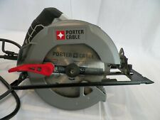 """PORTER-CABLE PCE300 15-Amp Corded Circular Saw 7-1/4"""" 120 volt Electric"""
