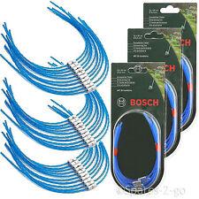 30 x BOSCH decespugliatore tagliaerba BOBINA LINE ART 30 Combitrim 30cm F016800182