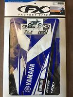 Factory Effex Sticker Kit Fit Yamaha WR450F 2007 2008 2009 2010 2011