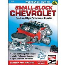 Small Block Chevrolet Stock Performance REBUILD GM ENGINE WORKSHOP REPAIR MANUAL