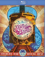 Festival Express Blu-ray Shout Factory